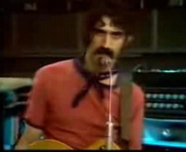 Zappa at the BBC