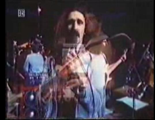 Frank Zappa - Live recordings and Beat the boots